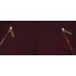 Bordó pantallós leggings (128)