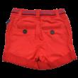 Piros rövidnadrág (62)