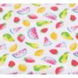 Gyümölcs mintás póló (98-104)