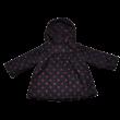 Rózsaszín pöttyös kabát (86)