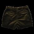 Keki bársony rövidnadrág (122)