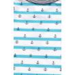 Horgony mintás póló (56)