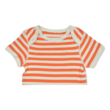Narancs csíkos body (98)