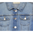 Ezüst gombos farmer kabát (128)