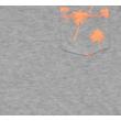 Narancs cérnás trikó (146)