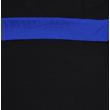 Kék-fekete szoptatós kismama felső (S)