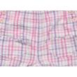Kockás kantáros rövidnadrág (50-56)
