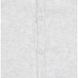 Szürke melírozott rugdalózó (50)