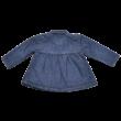 harang alakú gyerek farmerkabát