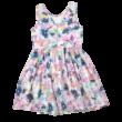 Loknis nyári ruha 116-os méretben.