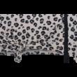 H&M leopárdmintás lány pulóver hurkolt pamutból.