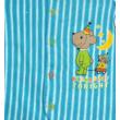Állatmintás baba pizsama.