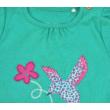 Organikus pamut baba póló.