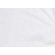 Fehér rövid ujjú gyerek pamut póló.