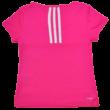 Adidas climalite gyerek sport póló rózsaszínben.