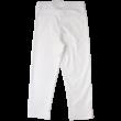 Fehér capri nadrág lányoknak.