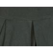 Fekete pamut alkalmi szoknya (104-146)