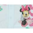 Minnie virágos rugdalózó (56-68)