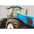 traktor mintás pizsama