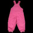 Vízhatlan rózsaszín kantáros nadrág (98-104)