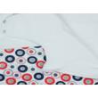 Minnie piros karikás tipegő hálózsák (86-98)