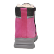 Rózsaszín fűzős bakancs (31-36)