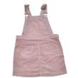 Mályva színű kantáros szoknya (140)