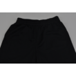 Fekete sport rövidnadrág