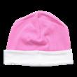 Pink nyuszifüles sapka (46-48)