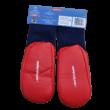 Mancs őrjárat piros bőrtalpú zokni (23-30)