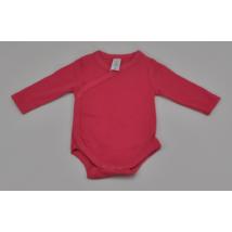 Pink hosszú ujjú body (62)