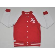 Piros baseball dzseki (158-164)