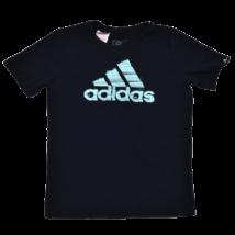Sötétkék Adidas póló (128)