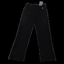 Fekete melegítő alsó (134)