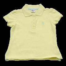 Sárga piké póló (86-92)