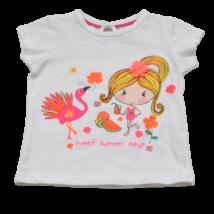 Csillámos kislány mintás póló (68)