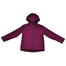 Lila softshell kabát (128)