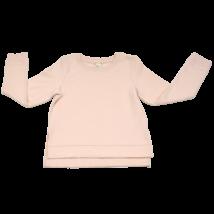 Rózsaszín pulóver (146-152)