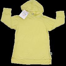 Sárga kapucnis felső (110)