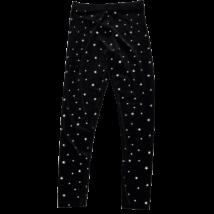 Csillagos plüss leggings (164)