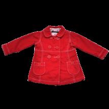 Piros farmerkabát (80-86)