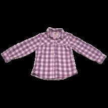 Rózsaszín gombos ing (98-104)