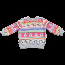 Pingvin mintás pulóver (92)