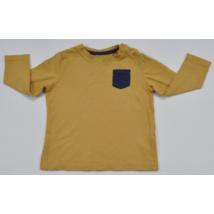Kék zsebes felső (86-92)