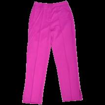 Ciklámen szatén nadrág (34-XS)