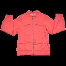 Korall öves kabát (164)