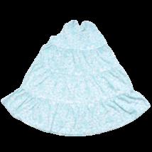 Türkiz mintás ruha (80)