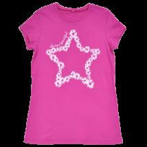 Pink csillagos póló (152)