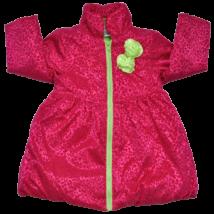 Pink, rózsás kabát (110)
