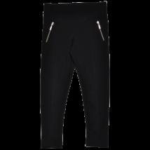 Ezüst cipzáras leggings (104)